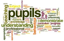 New-Standards-for-Teachers-Wordle