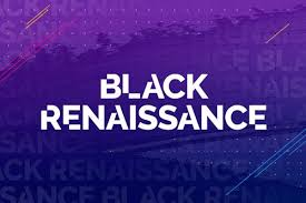 Image result for CBS Black Renaissance logo
